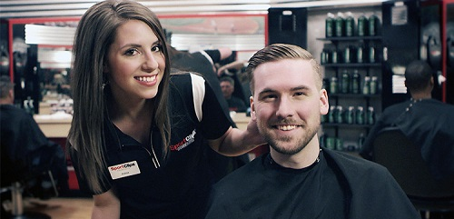 Sport Clips Haircuts of Toms River  ​ stylist hair cut